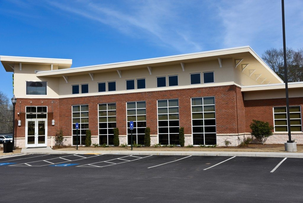 New Commercial Building with Office Space available for sale or lease